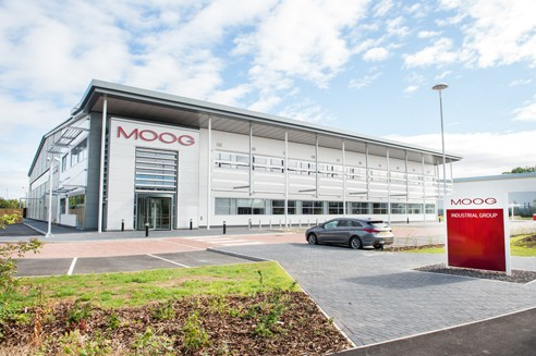 Moog Industrial Group in Tewkesbury, Gloucestershire